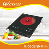 solar home appliances Black crystal infrared cooker stainess steel ceramic cooker manual kitchen appliances