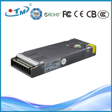 Newest design slim 5v 20A 40A 60A 70A 80A switching power supply 100W 200W 300w 350W 400W for led screen with RoHs CE FC