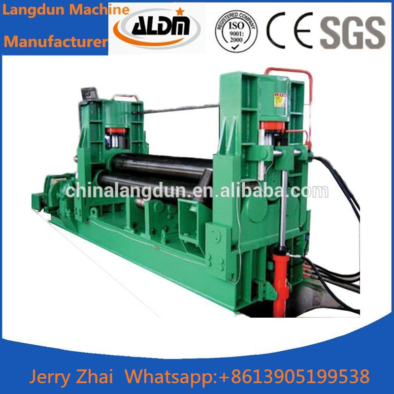 <strong>W11S</strong> 25/6000 industry hydraulic rolling machine heavy machine