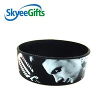 Own design Promotional item directly sell cheap silicone bracelet
