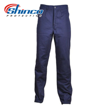 Work pants used with cotton nylon material