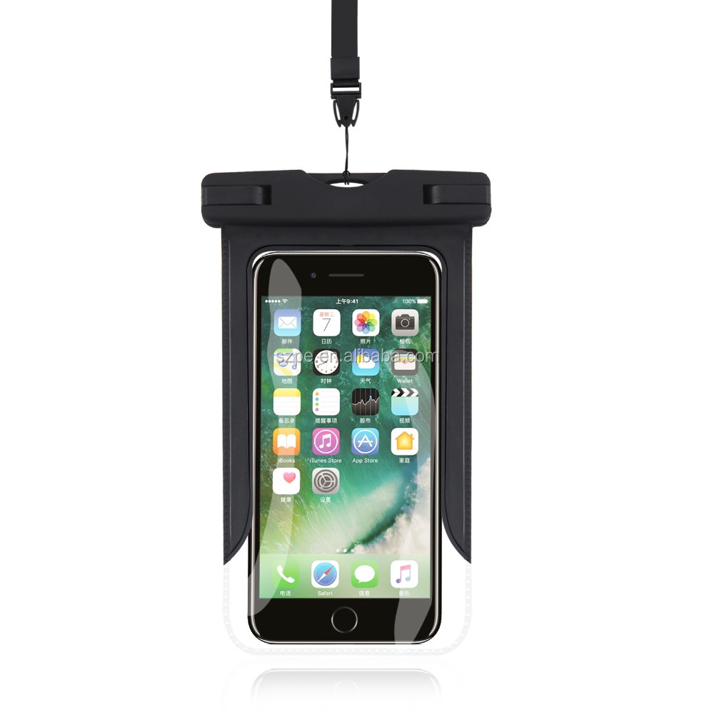 2017 the newest fashionable waterproof case for Iphone 7/ iphone 7 plus