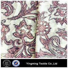 composite silk printed Chiffon fabric