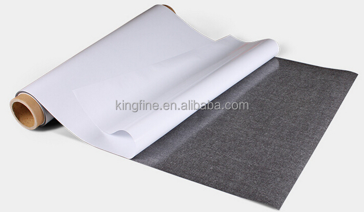 Self adhesive magnetic sheet,a4 magnetic sheet with self adhesive
