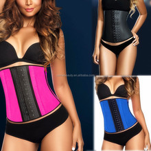 Best Design Customized Private Label Latex Slimming Belt Waist Trainer Corset