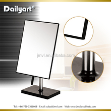High quality practical fashion hotel desktop cosmetic mirror