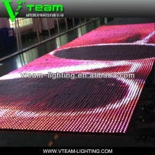 LED CURTAIN/FLEXIBLE LED SCREEN SOFT LED DISPLAY