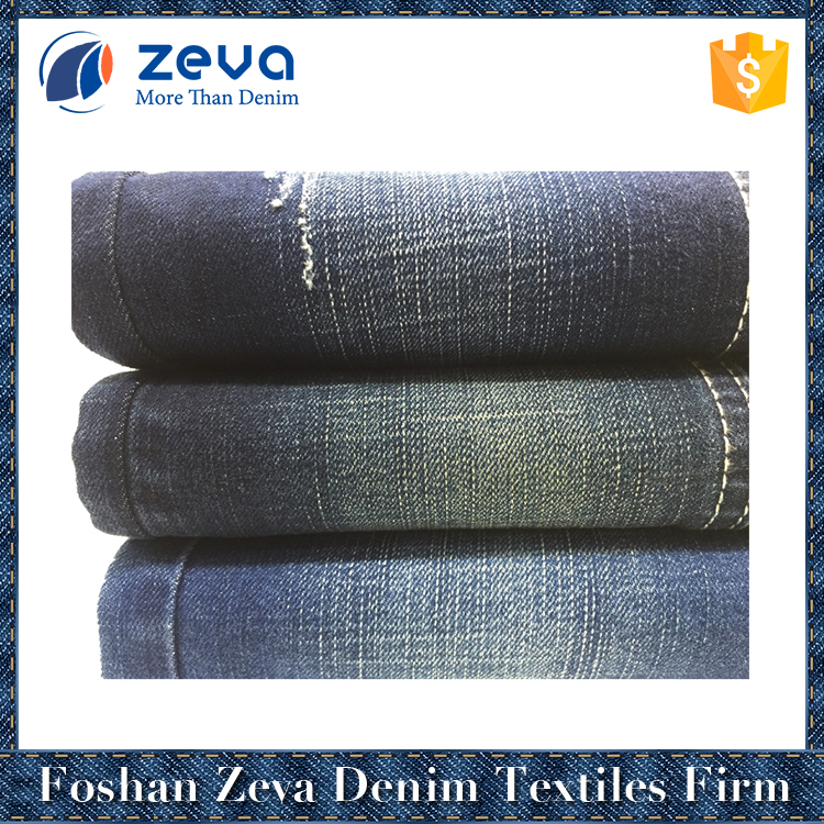 Factory price manufacturers soft satin cotton rayon spandex polyester denim bag fabric