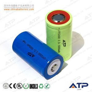 Wholesale cheapest 3.2v 5ah lifepo4 battery for electric vehicle motor by 32650 battery cells
