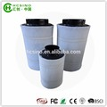 2017 hot sell hydroponic system dust carbon filter with good quality