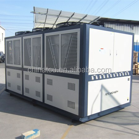 AC-210AS air cooled screw water chiller unit machine for industry