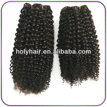 China human hair factory wholesale perfect curl,top quality kinky baby curl hair weave
