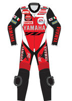 Custom Motorcycle Leather Racing Suit