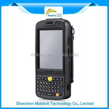 840MHZ-960MHZ UHF RFID,Rugged Pda With Barcode scanner,Camera,GPS(MX4000)