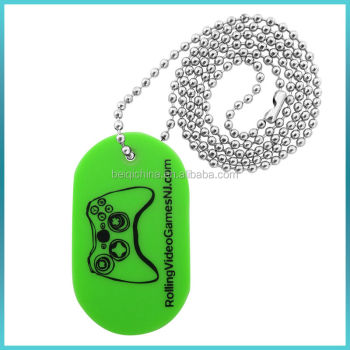 Hot plain metal dog tag,promotional dog tag