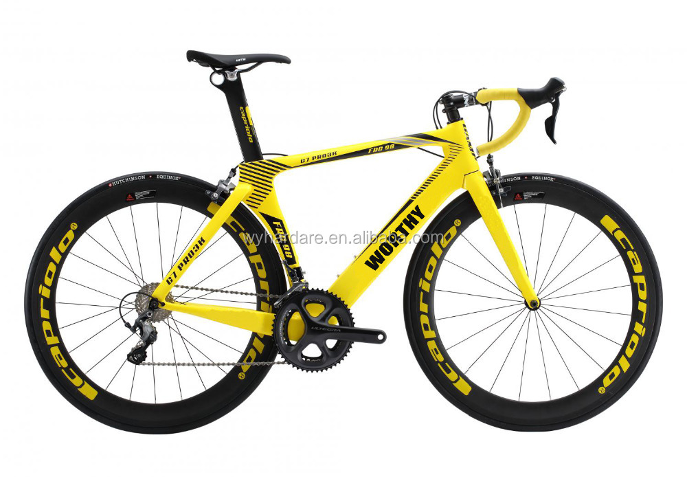 Full Carbon fiber materials road bike 700C high speed road bike cycling bicycles