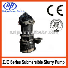 High Flow Rate Centrifugal Submersible Slurry Pump China Manufacturer 30 yesrs experience