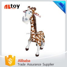 Long Neck Plush Giraffe Stuffed Wild Animal