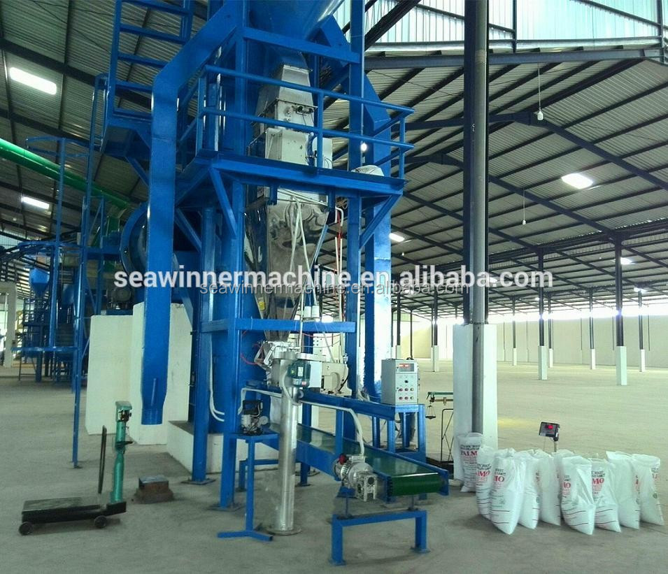compound fertilizer granule automatic packing machine