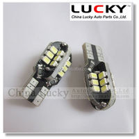 24smd 1206 t10 canbus automotive led bulbs for cars
