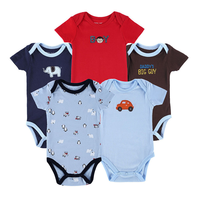 f67e5fe18 Buy BABY ROMPERS Newborn Romper BEBE Baby Clothing 100% Cotton NEXT ...