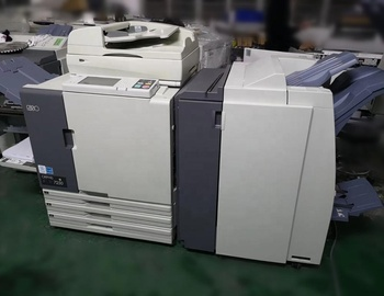 RISOs ORPHIS EX7250/ComColor 7150 잉크젯 Printer 와 피니셔, 다 lowest cost in the world, (High) 저 (-Speed production 아버님 께 구원 복사기 on sale