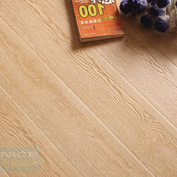 New Arrival AC3 12mm Laminated Flooring Painting Oak Wood Look