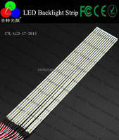 19inch led backlight 2.4MM 385MM 7800K Backlight for replace lcd backlight tft lcd