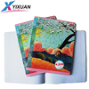 Full color simple cover exercise note book cheap chinese notebook