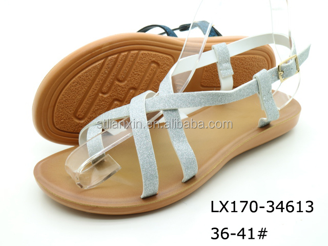 Summer leather for women sepatu 2016 new sandal shoes