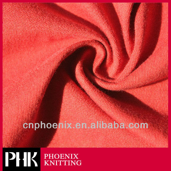 100 Cotton Rayon French Terry jersey Knit Fabric for bedding set