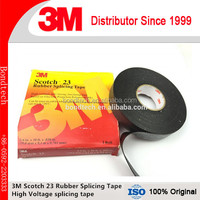 High voltage splicing tape Scotch 23/Electrical insulating tape 3M 23,self-fusing EPR based