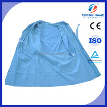 sterile disposable surgical gown SMS surgeon gown with knitted cuffs