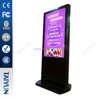 Samsung LG 42 Inch Indoor Lcd Media Player Lcd Advertising Display Lcd Digital Signage With Wifi 3G Android