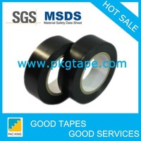flame retardant and temprature resistance rubber adhesive pvc electrical tape