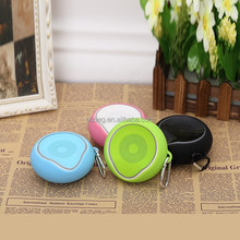 Bluetooth portable speaker bluetooth led light speaker with TF Card Aux in Hands free funtion Water