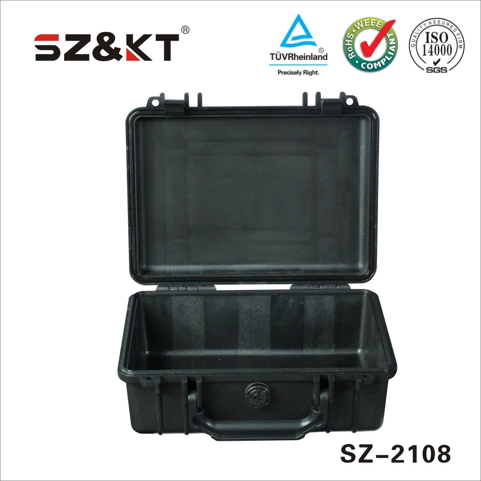 Hard ABS plastic outdoor cases