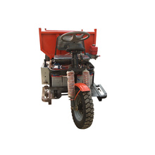 China new design hot sell closed cabin electric miner motor tricycle