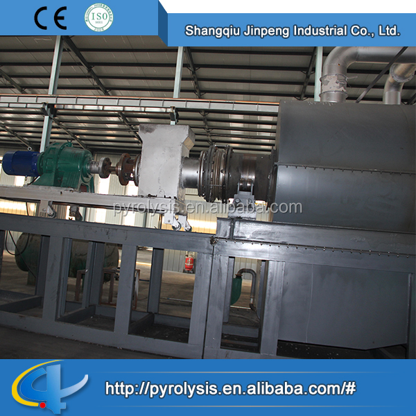 Pyrolysis oil distillation plant 20 tons tyre pyrolysis plant
