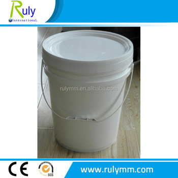 Wholesale 5 Gallon White Plastic Buckets With Lid With Metal Handle Buy 5gallon Plastic