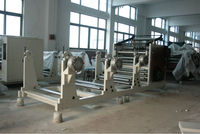 slitting and rewinding machine paper slitting and rewinding machine