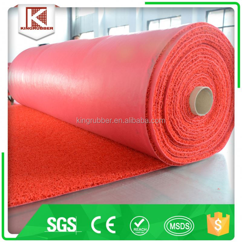 Factory Directly Supply PVC Coil Flooring Door Mat