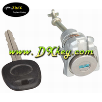High quality car door lock for Toyota Corolla right lock blanks toyota corolla key