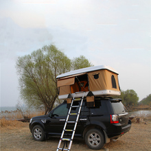 Car Outdoor Off Road roof top tent hard shell