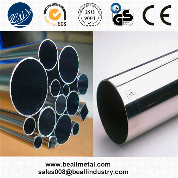 Stainless Steel Pipes/ Tubulars JIS G 3459 ASTM A312 Corrosion and Thermal resisting pipes used in textile, pulp industry