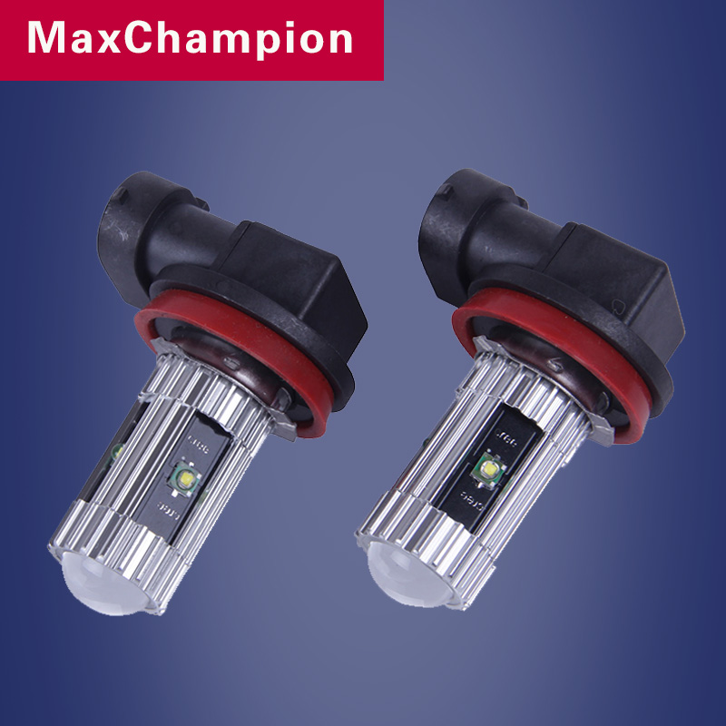 High Power Auto Lamp Bulbs H8 LED Fog Light, DRL for Car