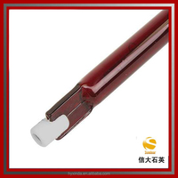 Ruby Halogen infrared sunan heating lamp