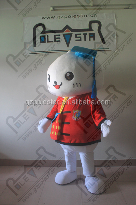 custom steamed stuffed bun mascot costumes NO.4565