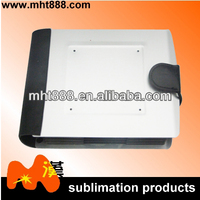 H02 OEM Custom promotional Personalized blanks sublimation metal CD cases