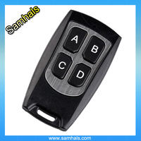 433Mhz Four Button Wireless Transmitter, Electric rolling code garage door Remote Control